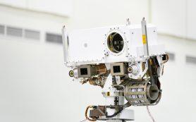 Всё о лазере и микрофоне нового марсохода НАСА Mars 2020