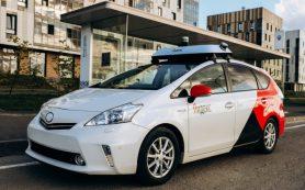Беспилотные автомобили разрешат испытывать в 13 регионах России