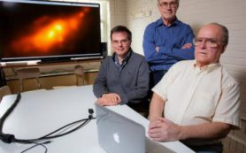 В соседней галактике Кокон обнаружили два ядра