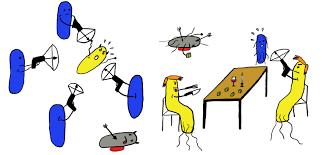 Бактерии устроили массовый суицид для спасения сородичей в войне клонов