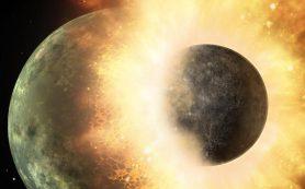 Новое исследование проливает свет на образование Луны