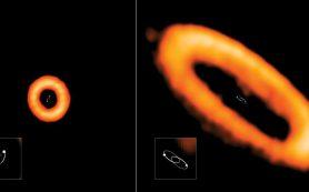 Необычные орбиты дисков планетных систем типа системы Татуина