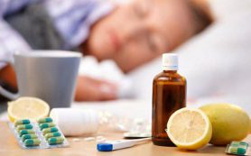 Лекарства для лечения ОРВИ