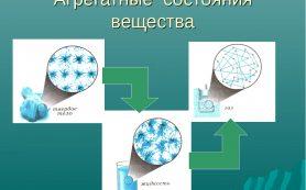 Интересная физика: агрегатные состояния веществ и их изменения
