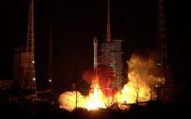 Китайская ракета Long March 3B взорвалась во время полета