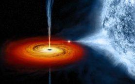 Что такое черная дыра?