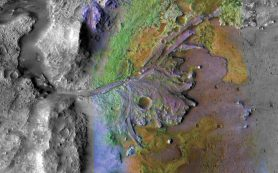 Хорошие знаки для нового ровера в его поисках прошлой марсианской жизни