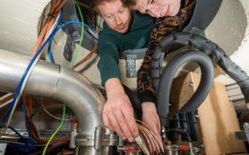 Новые квантовые компьютеры могут работать при более высоких температурах