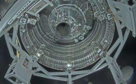 Илон Маск демонстрирует ракетный двигатель прототипа Starship