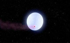 Исследователи наблюдают железо в атмосфере экзопланеты