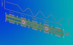 Масс-спектрометр позволил увидеть атомные переходы в реальном времени