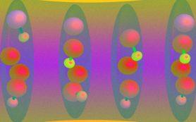 Физики впервые охладили молекулы до температуры 220 нанокельвин