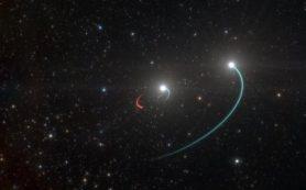 Телескоп ESO обнаружил ближайшую к Земле черную дыру