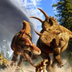 Длинные ноги тираннозавра были нужны для марафонской ходьбы