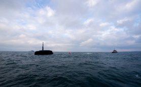 Французы показали испытания атомной подлодки нового поколения