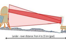 ESA построит луноход с лазерным питанием