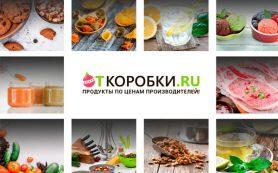 Сервис популярного интернет-магазина OTKOROBKI.RU