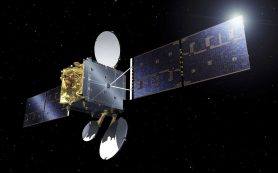 Лазерный передатчик данных EDRS-C готов к работе на орбите