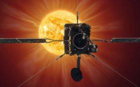 Solar Orbiter делает первый близкий подход к Солнцу