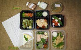 Здоровая еда с доставкой на дом от компании «Yamdiet»