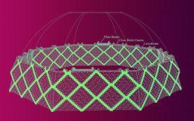Механики объяснили необязательность подпорок при строительстве восьмиугольных куполов