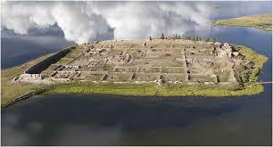 Средневековую крепость в Туве удалось датировать с точностью до времени года