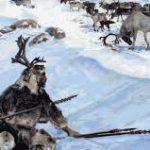 Охотники ледникового периода ели волков