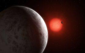 Новые суперземли обнаружены на орбите вокруг близлежащего красного карлика