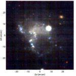 Химический состав близлежащей карликовой галактики с активным звездообразованием