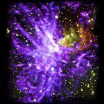 «Звездные фейерверки» знаменуют рождение нового гигантского скопления звезд