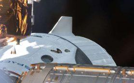НАСА планирует вернуть своих астронавтов 2 августа на корабле Crew Dragon