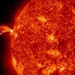 Ученые Сколтеха и Австрии создали систему слежения за выбросами на Солнце