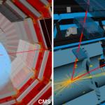 На Большом адронном коллайдере увидели редкий распад бозона Хиггса на два мюона