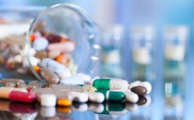 Создали новый эффективный антибиотик