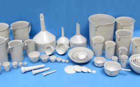 Керамическая лабораторная посуда «ОЯК»