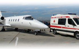 Медицинская авиация для помощи тяжелобольным