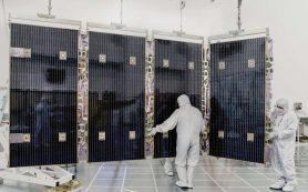 Решетку солнечных панелей «Джеймса Уэбба» присоединили к телескопу