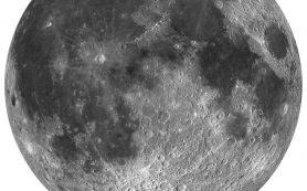 Сдуваемый с Земли на протяжении миллиардов лет кислород вызвал «ржавление» Луны