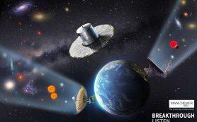Научный прорыв в поисках внеземного разума в границах Млечного пути