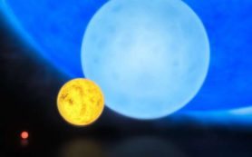 Алгоритм METISSE раскроет новые тайны устройства массивных звезд