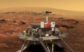 Китайский зонд на Марс завершил вторую коррекцию орбиты