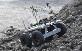 Мини-вездеход MoonRanger будет искать воду в окрестностях южного полюса Луны