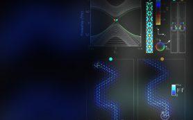 Метаслой превратил графен в топологический изолятор