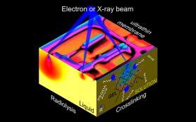 Электронные и рентгеновские микроскопы приспособили для 3D-печати гидрогеля