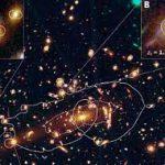 Наблюдаемое количество гравитационных линз на порядок превысило прогноз симуляций