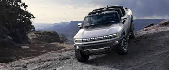 General Motors представила электрический «Хаммер»