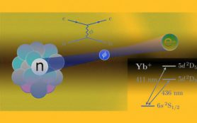 Физики нашли следы темного бозона в спектрах изотопов иттербия