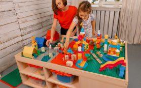 Ландшафтные столы для занятий