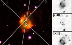 Планетарная туманность HASX J191104.8+060845 подробно изучена астрономами