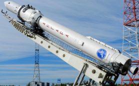 Начался монтаж оборудования стартового комплекса «Ангара» на космодроме Восточный